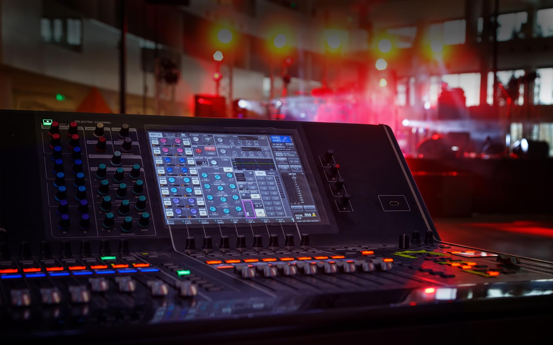 Sound Services For Music Festivals