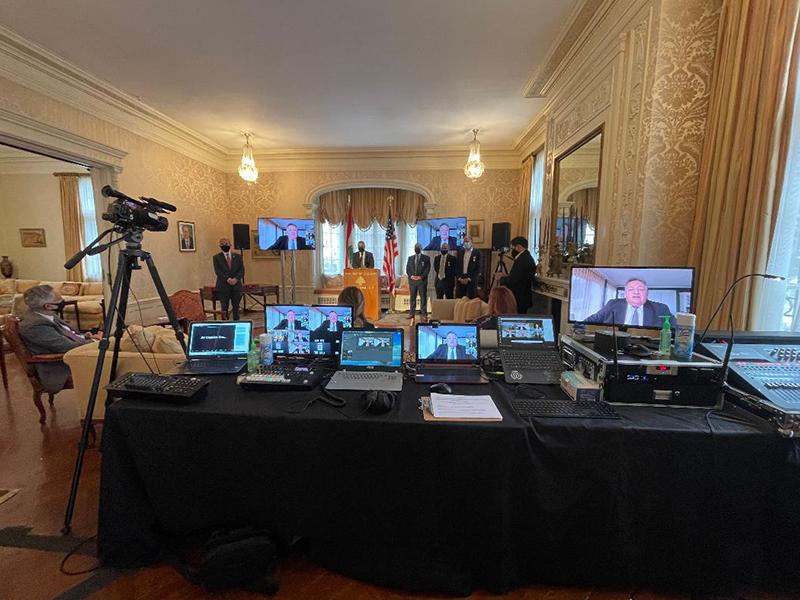 live event production company - AV Creation Group